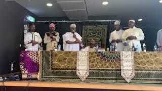 Sheikh Buhari Ibn Musa @ Al-Mujib Assalatu Group. Munchen,Germany (A)