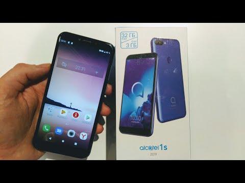Alcatel 1s, пожалуй лучший смартфон за 6000₽