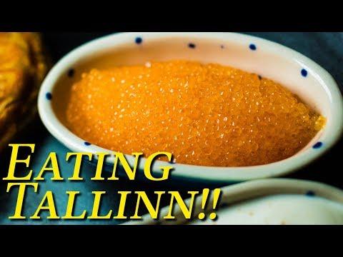 Eating Tallinn