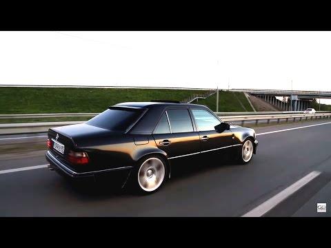 "Легендарный ""Волчок"". Mercedes E500 W124"