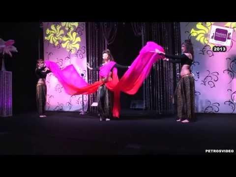 animation mariage oriental