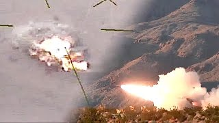 M142 HIMARS Rocket Live-fire Exercise - Strikes Right On Target. thumbnail