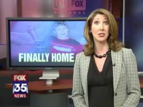Trinity Air Ambulance - Flies 7 Year Old Boy Home to New York