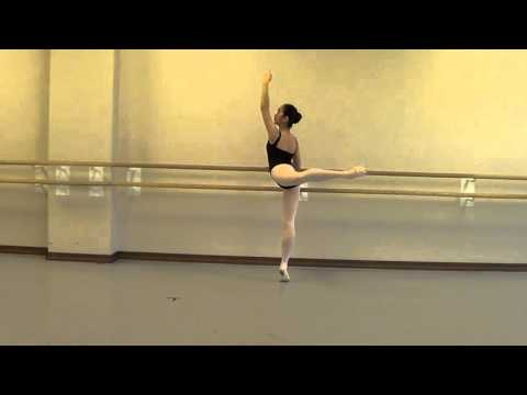 SAB Ballet Audition 2016