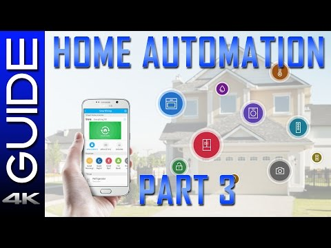 Home Automation Guide 2017 -  Part 3 - SmartThings Alexa Integration - Harmony Hub Echo Google Home