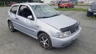 Срочный выкуп авто !  Выкупили Volkswagen Polo 1999 год аварийный