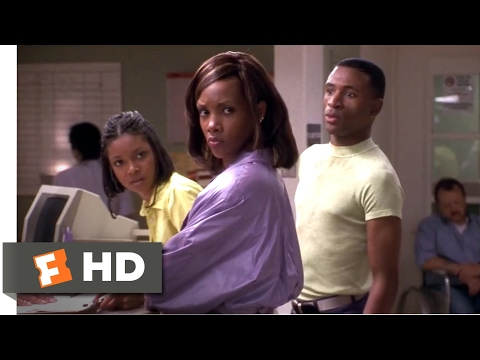 Booty Call (1997) - No Insurance, No Problem Scene (8/10) | Movieclips
