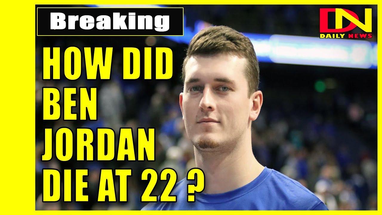 Kentucky baseball, hoops player Ben Jordan dies at 22