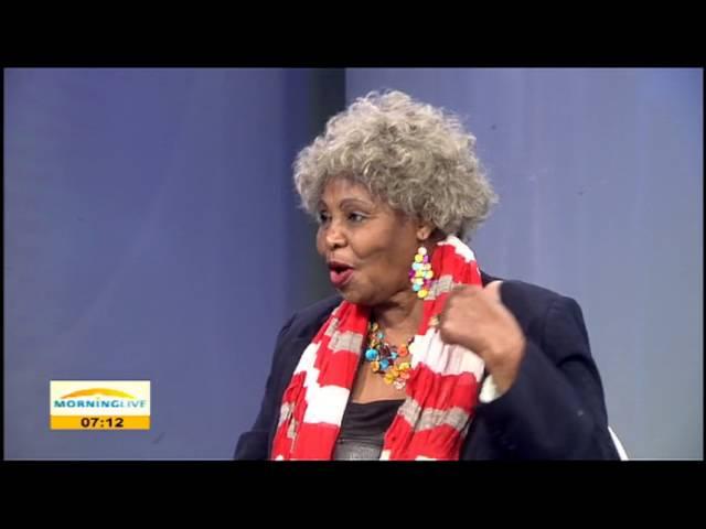 Abigail Kubeka, Dorothy Masuka on Divas of Kofifi theatre production
