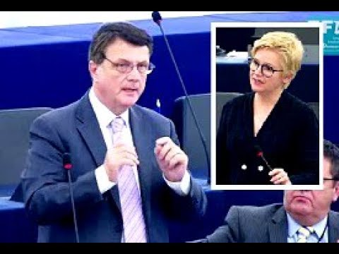 Cases of sexual harassment in the European Parliament blocked from the press - Gerard Batten MEP