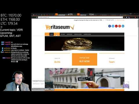 Cryptocurrency Fundamental Analysis - Veritaseum (VERI)