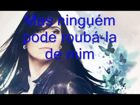 Fernanda Brum -Rasgando o Coração playback com letra