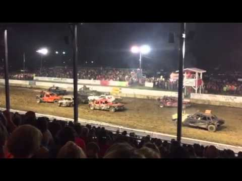 Salem,il demo derby 2015