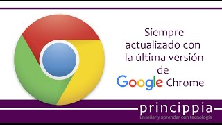 Actualizar Google Chrome - 2018