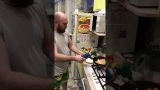 Учимся готовить. Первый шаг - он самый главный