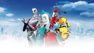 Роботы (Robots) Blu Ray Menu