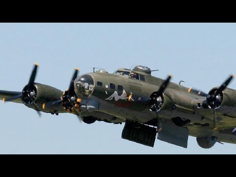 B-17 Flying Fortress Vs. B-24 Liberator Vs. B-29 Superfortress-Which was Better? (Videos)