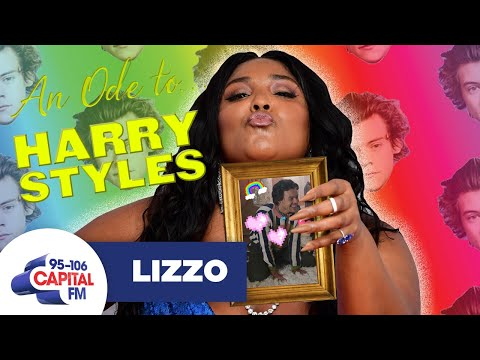 Lizzo Shares Her Backstage Antics With Harry Styles 💕   BRITs Interview   Capital