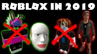 ROBLOX IN 2019 - THE GOOD AND THE BAD