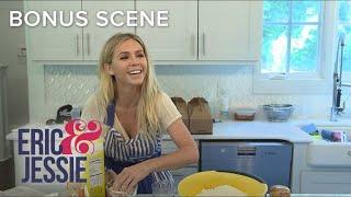 Jessie James Decker's BFF Attempts to Cook | Eric & Jessie | E!