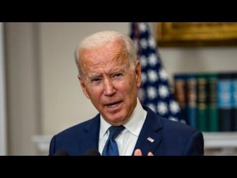 Joe Biden's Is Falling In The Polls