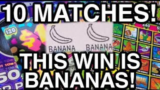 Gambar cover 10 MATCHES! BANANAS WIN!  PROFIT SESSION!