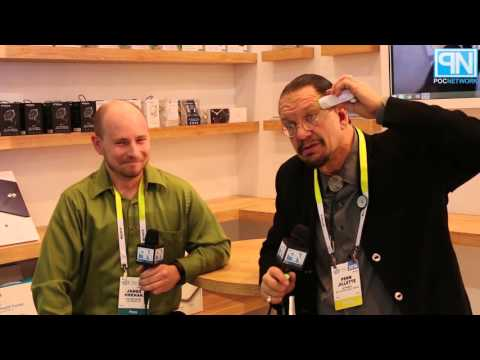 Penn Jillette & how Withings helped him with weight - Interview