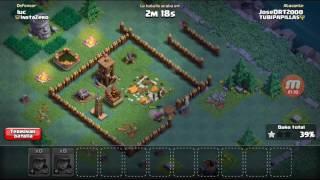 Aldea casi invencible para taller de constructor nivel 3 (nueva actualización clash of clans)