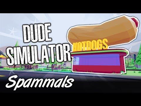 Dude Simulator | Featuring Nicolas Cage