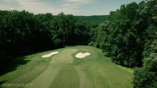 Deerfield Golf Club: Hole 1