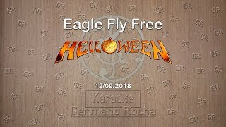 Helloween - Eagle Fly Free (Karaoke) - Tom original