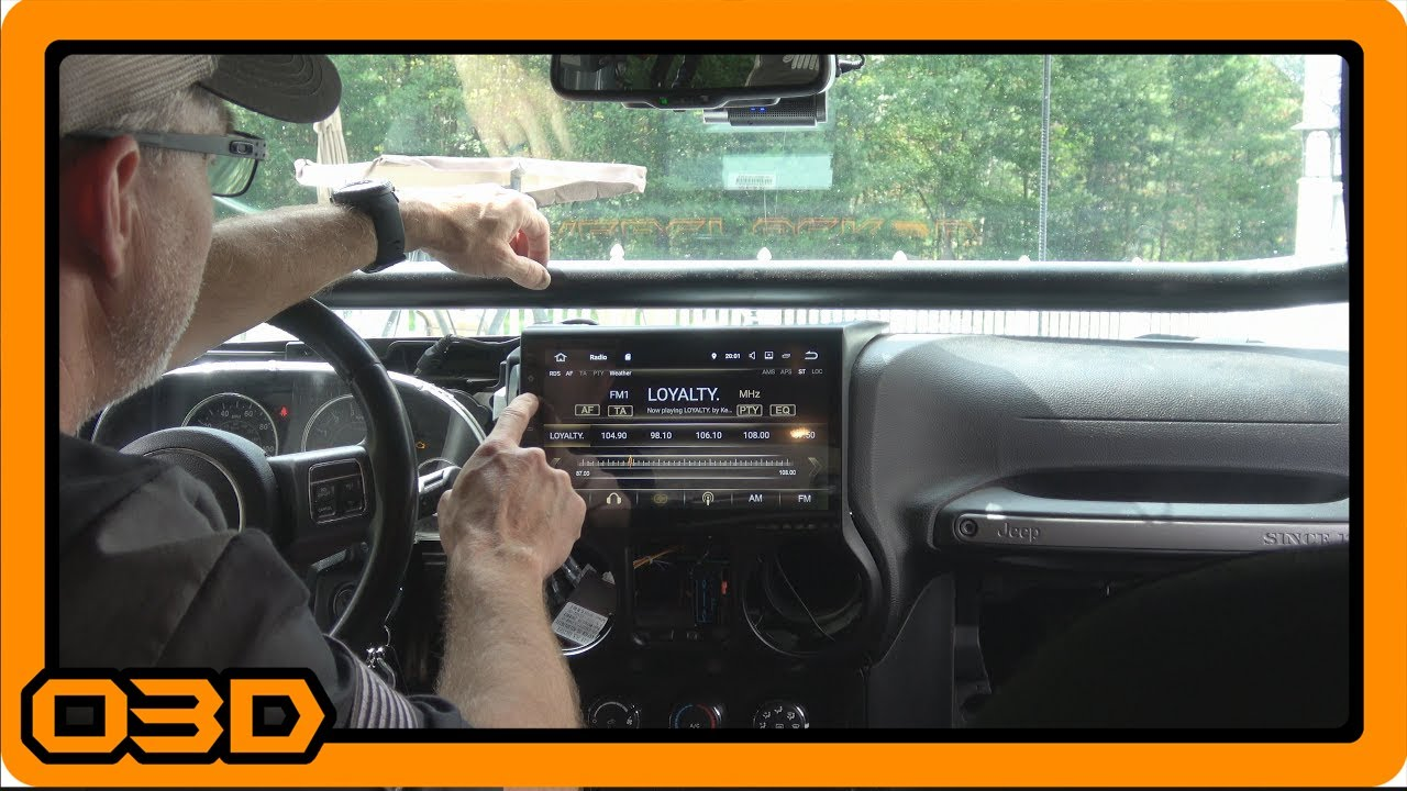 Debugging Seicane's 7 1 2 Android Car Stereo – Mark Dodd