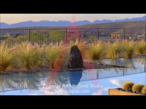 Custom Residence The Ridges Las Vegas Nevada Pinnacle Architectural Studio