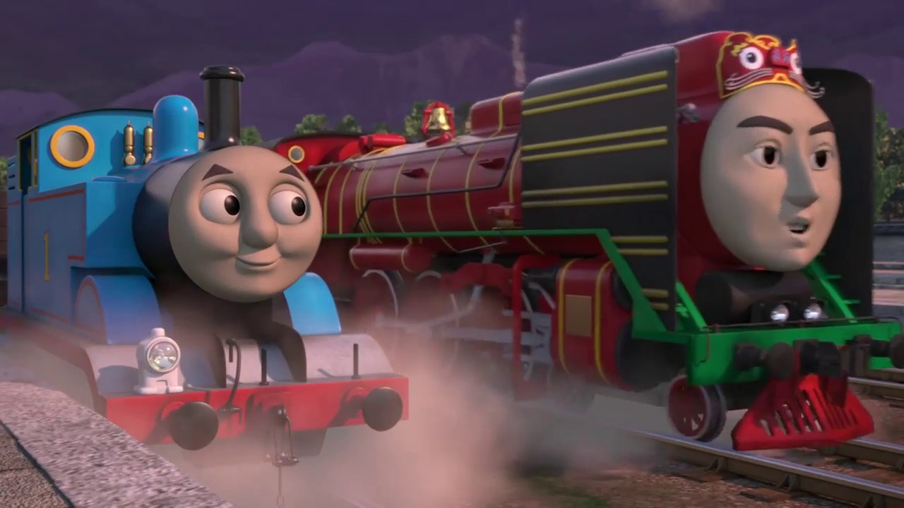 Thomas & Friends on Quality Education - Goal #4