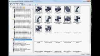 Стандартные Изделия: Детали и арматура трубопроводов 2D и 3D, наполнение ГОСТ, ГОСТ Р ИСО, ТУ(Подробнее о Справочнике Стандартные Изделия: http://machinery.ascon.ru/software/tasks/items/?prcid=167&prpid=891 Попробовать продукт..., 2015-11-03T06:59:34.000Z)
