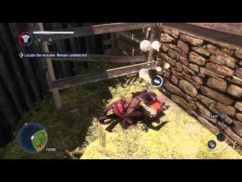 Assassins Creed 3 Прохождение игры на 100
