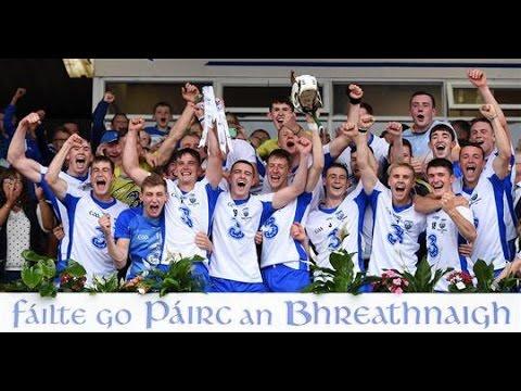 2016 U21 Munster final Waterford Vs Tipperary