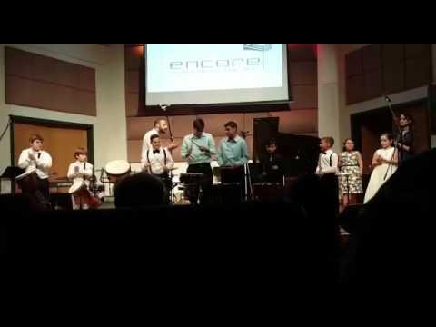 Encore music academy band