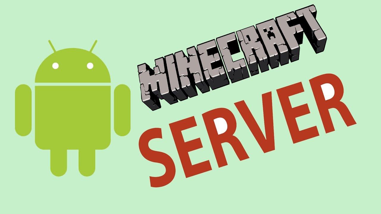 MINECRAFT Server Auf ANDROID Erstellen YouTube - Minecraft server erstellen fur handy