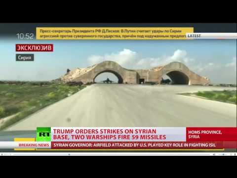 US missile strike killed people fighting terrorists – Assad's top advisor