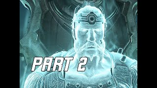 DOOM ETERNAL Gameplay Walkthrough Part 2 - King Novik