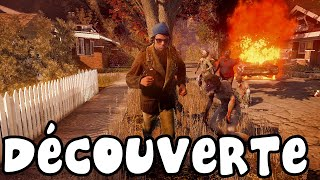 State of Decay : Year One Survival Edition | Découverte | Gameplay Xbox One