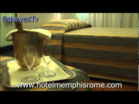 Hotel Memphis Rome - 4 Star Hotels In Rome