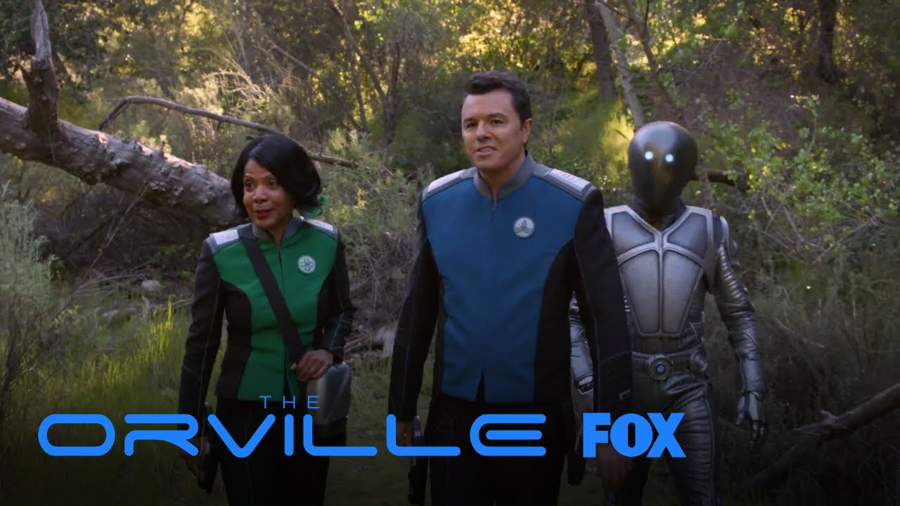 Download Ed, Isaac, & Dr. Claire Talk About Procreation | Season 1 Ep. 4 | THE ORVILLE