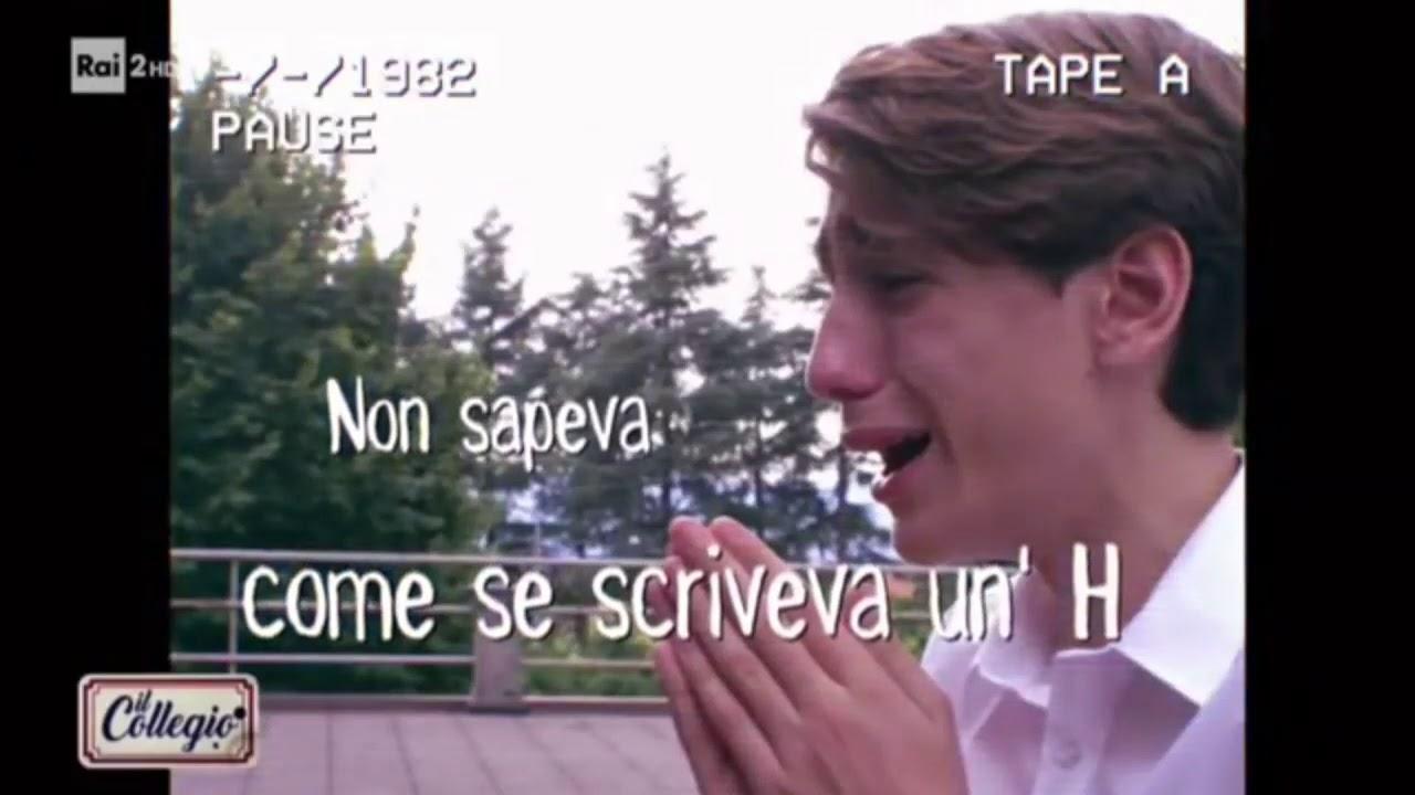 Mi Manca Tutto Del Collegio😔 - Mario Tricca