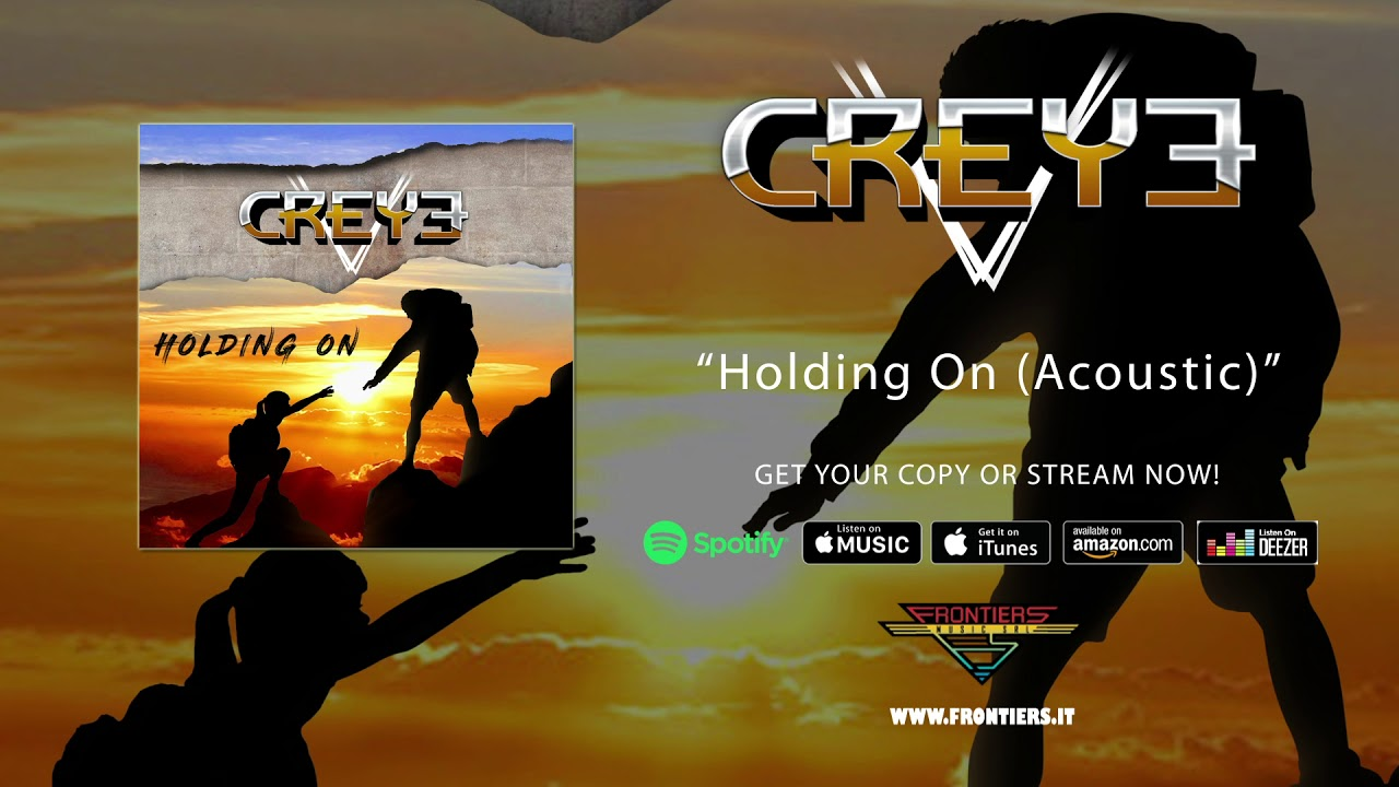 "Creye — ""Holding On"" (Acoustic)"