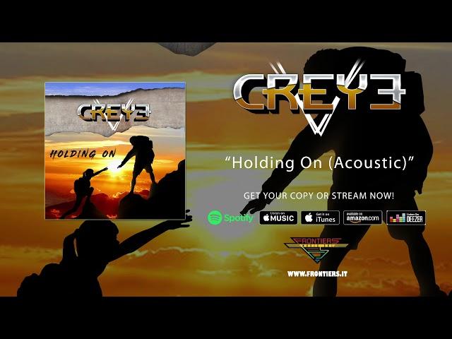 "Creye - ""Holding On"" (Acoustic)"