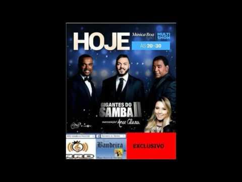 Gigantes do Samba 2 Cd Completo Musica Boa 2016 - Gustavo Belo