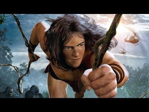 ตัวอย่าง Tarzan 2014 Official Tralier