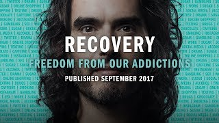 """Pre-order my new book """"Recovery: Freedom From Our Addictions"""" here ..."""
